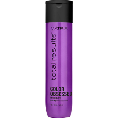 Шампунь для защиты цвета КОЛОР ОБСЭССД (Matrix Total Results Color Obsess)