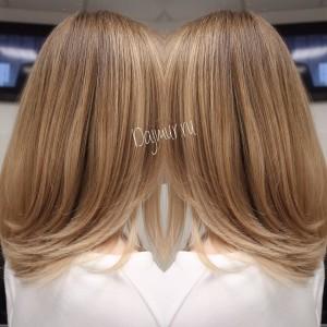 Окрашивание волос 2016