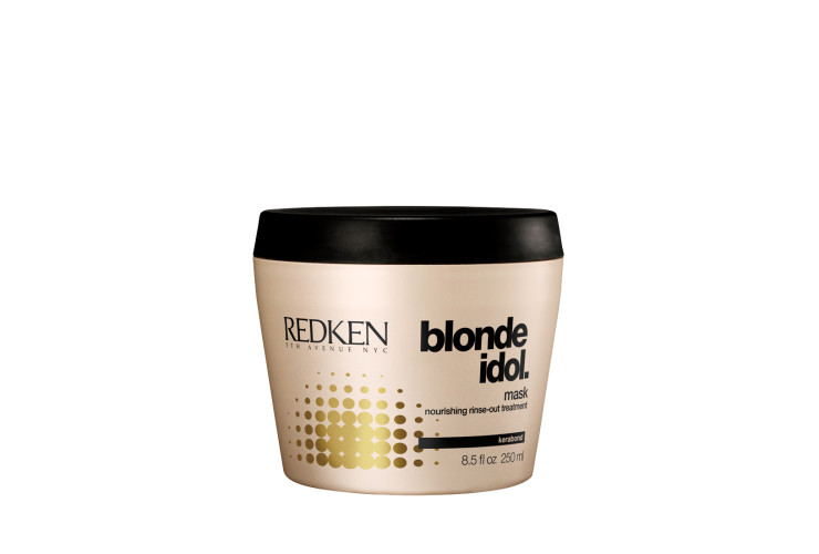 Маска Redken Blonde Idol
