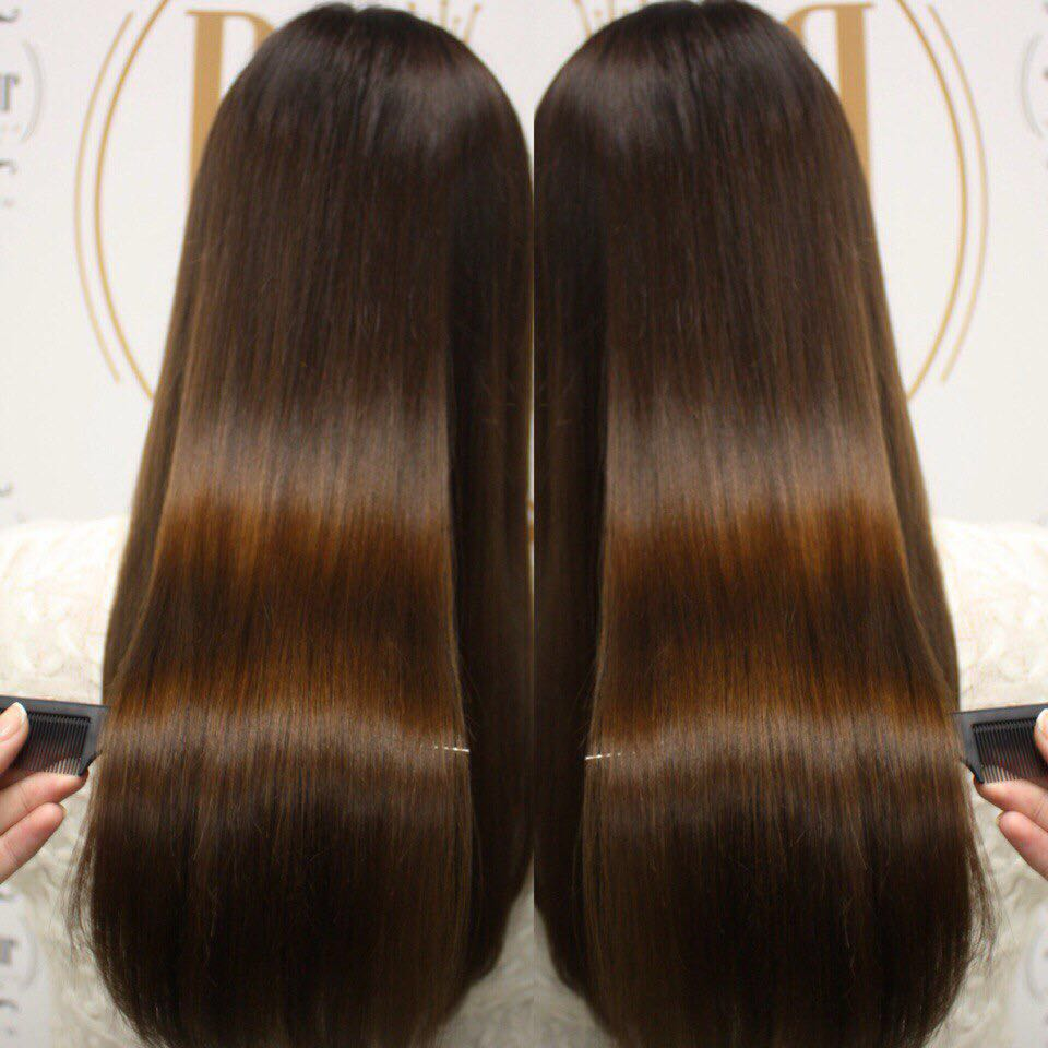 ботокс для волос отзывы процедура