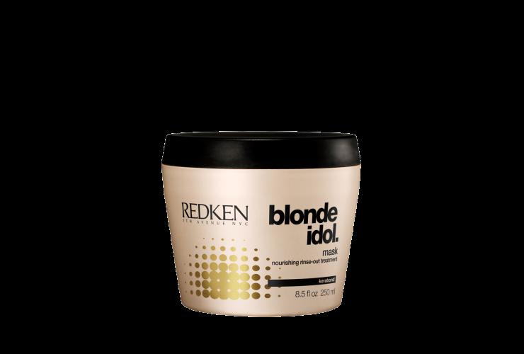 Маска Redken Blonde Idol